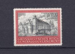Generalgouverment - 1944 -  Michel Nr. 125 - Postfrisch - 20 Euro - Occupation 1938-45
