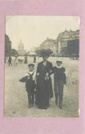 PARIS - Perspective Des Invalides (photo  Année 1910  Format  10,5cm X 7,8cm) - Plaatsen