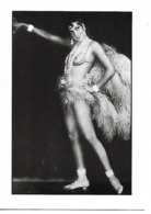 Joséphine BAKER - Artiste Music-hall Américaine  (N° 1) - Entertainers