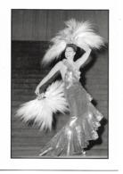 Joséphine BAKER - Artiste Music-hall Américaine Aux Folies Bergères PARIS En 1949 (N° 2) - Entertainers