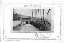 1 Ansichtkaart 1902 - Groete Uit Valkenburg - Oude Sluis - Valkenburg
