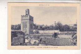 (28) Algerie Tlemcen Mosquee Du XIV Siecle - Algeria