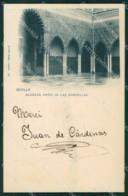 Spagna Espana Sevilla Andalucia CORNER CREASE Tarjeta Postal Postcard XC2160 - Sevilla