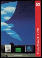 Filatelieboek 1998 - NL - Davidsfonds - Leuven. - Timbres