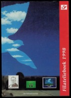 Filatelieboek 1998 - NL - Davidsfonds - Leuven. - Sellos