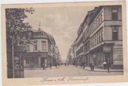 Hanau - Hammerstrasse - Hanau