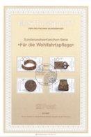 Duitsland - ETB 22/1987 - Wohlfahrt: Gold- Und Silberschmiedekunst - M 22/1987 - 1333-1336 - [7] West-Duitsland