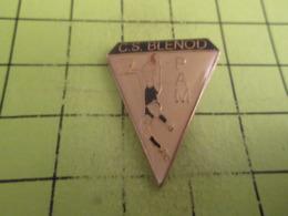 SP06v PINS PIN'S / Beau Et Rare : Thème SPORTS / BASKET-BALL CLUB CS BLENOD - Basketball