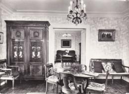 Carte Photo : 14 X 10,2  -  Maison De Repos.  Villa Leirens  -  74 -  MORNEX  -  (Le Salon.) - Francia