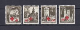 Generalgouverment - 1940 -  Michel Nr. 52/55 - Postfrisch - Occupation 1938-45