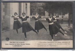 """Carte Postale  21. Dijon Société Dijonnaise De Culture Physique  """"L'Energie""""   Très Beau Plan - Dijon"""
