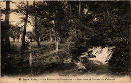 CPA COURS La Riviere La Trambouze-Sous Bois Et Cascade Du Valissant (443572) - Cours-la-Ville