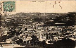 CPA COURS Vue Générale (443586) - Cours-la-Ville