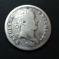 Francia Mezzo Franco 1808 BB Napoleon I° Empire Français Francia France - Frankreich