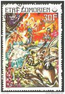 270 Comores Rabbit Lapin Hase (COM-61) - Comoro Islands (1950-1975)