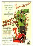 Dubout Ma Tante D'Honfleur - Affiches Sur Carte