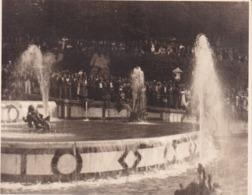 LA GRANJA 1935 Photo Amateur Format Environ 7,5 Cm X 3,5 Cm - Lugares