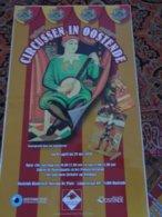Circus Cirque Circo Expo Exhibition Oostende Ostende Ostend - Publicité