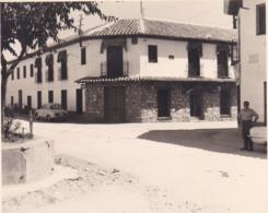 MOTA DEL CUERVO Maison De DON QUICHOTTE 1964 Photo Amateur Format Environ 7,5 Cm X 3,5 Cm - Lugares
