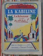 Ancien Protege Cahier D'Ecole LA KABILINE - Protège-cahiers