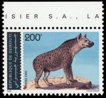 1995, Dschibuti, 614 OR, ** - Dschibuti (1977-...)