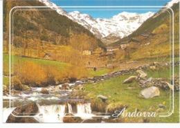 Andorra.  Source Du Riu D'Arinsal , Nouvelle Carte Postale Neuve, Non Circulée. - Andorra