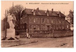 BERLAIMONT PENSIONNAT DE GARCONS ANIMEE - Berlaimont