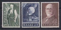 Griekenland - 100. Geburtstag Von Eleftherios Venizelos - MNH - M 880-882 - Ongebruikt