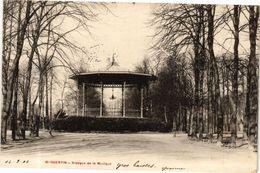 CPA ST-QUENTIN Kiosque De La Musique (280326) - Saint Quentin