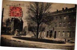 CPA ST-QUENTIN Le Lycee Henri-Martin (280398) - Saint Quentin