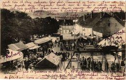 CPA BLIGNY-sur-OUCHE - La Fete (175970) - Autres Communes