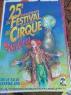 Festival Circus Cirque Circo Zirkus Monte Carlo Monaco - Andere