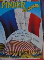Cirque Circus Pinder Affiche - Advertising