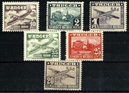 Tanger Nº 166/71 En Nuevo - Spanish Morocco