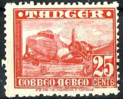 Tanger Nº 167 En Nuevo - Marruecos Español