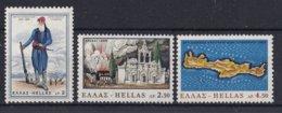 Griekenland - 100. Jahrestag Des Aufstandes Der Kreter Gegen Die Türken - MNH - M 906-908 - Ongebruikt