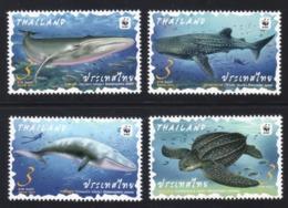 Thailand 2019 - Preserved Wild Animals / WWF / Animal / Fauna / Whale / Turtle / Shark / Marine Life - Thailand
