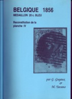 """Livre Planchage Médaillon 20c Planche IV Par Guyaux & Tavano """"neuf"""" - Philatelie Und Postgeschichte"""