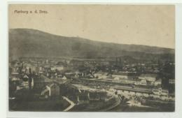 MARBURG A.D. DRAU 1918   VIAGGIATA FP - Marburg