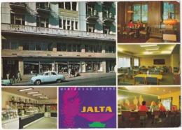 Marianské Lazné: SIMCA ARONDE 1300 - Hotel 'Jalta' , In- & Exterieur  - (CSSR) - Toerisme
