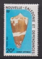 New Caledonia 1984 Sea Shells 20f MNH  SG 724 - Nuevos
