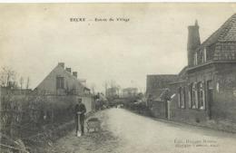 Eecke Entrée Du Village  (1812) - Nazareth