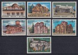 Griekenland - Klöster Und Kirchen - MNH - M 1088-1094 - Ongebruikt