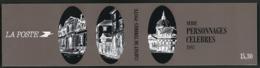 BC 2460 NEUF TB / 1987 Personnages Célèbres / Valeur Timbres : 12.3f Soit 1.87€ - Libretas