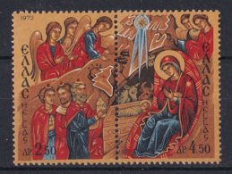 Griekenland - Weihnachten - MNH - M 1119-1120 (paar) - Ongebruikt