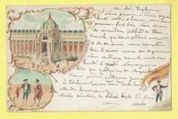 * Paris - Parijs (Dép 75 - Capital De La France) * (déposé N° 4177) Exposition De 1900, Expo 1900, Espagne, TOP - Expositions