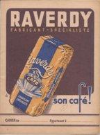 Protège Cahier Café Raverdy Saint Saulve - Café & Thé