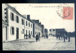 Cpa Du 22  Plounérin Quartier De La Gare    -----    Canton Plestin Arrd Lannion   LZ120 - Plestin-les-Greves