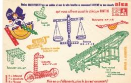 Vloeipapier Buvard - Levure Alsa - Jouets - Speelgoed - Alimentaire