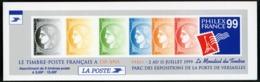 BC 3213 NEUF TB / 1999 Le Mondial Du Timbre PhilexFrance 99 / Valeur Timbres : 15F Soit 2.28€ - Markenheftchen